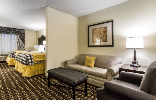 Chambre an Ascend Hotel Collection Member Evangeline Downs Hotel