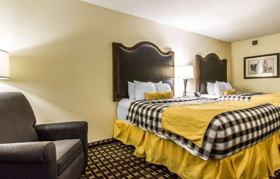 Kamers an Ascend Hotel Collection Member Evangeline Downs Hotel