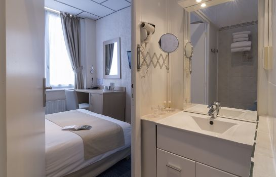 Double room (standard) Hôtel du Moulin d'Or