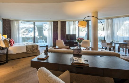 Suite InterContinental Hotels DAVOS