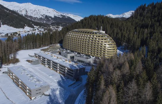 Informacja InterContinental Hotels DAVOS