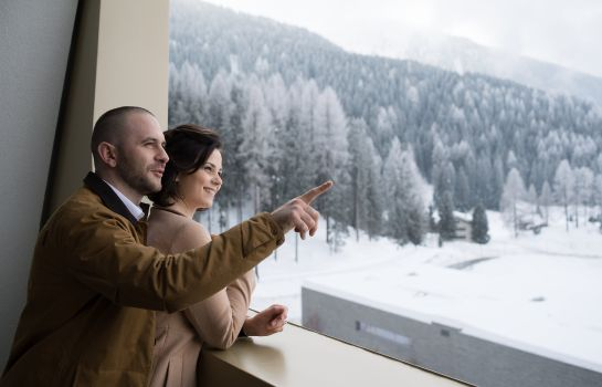 Zimmer InterContinental Hotels DAVOS