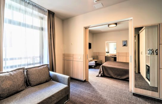 Suite Wellton Centrum Hotel &  SPA