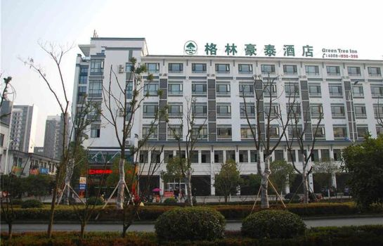Vue extérieure Green Tree Huangshan Tunxi Old Street Business Hotel (Domestic only)