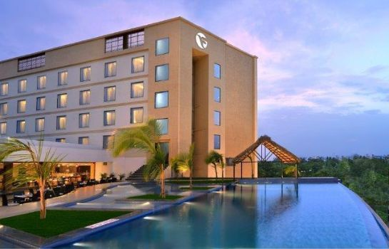 Außenansicht Tirupati Fortune Select Grand Ridge - Member ITC Hotel Group
