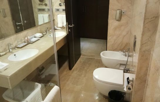 Badezimmer Tirupati Fortune Select Grand Ridge - Member ITC Hotel Group