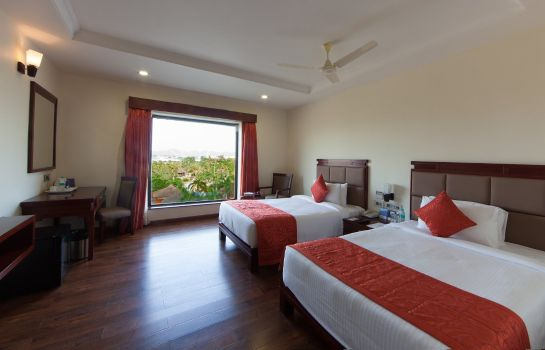 Doppelzimmer Standard Tirupati Fortune Select Grand Ridge - Member ITC Hotel Group