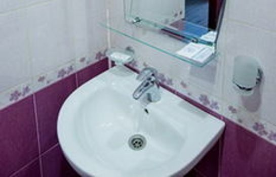 Bagno in camera Hotel Aquarium