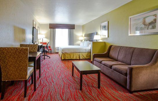 Zimmer Holiday Inn Express & Suites INDIANAPOLIS NORTH - CARMEL