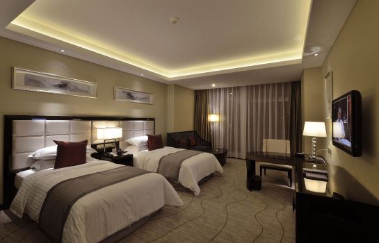 Chambre double (standard) Zhengfangyuan Jinjiang Internation Hotel