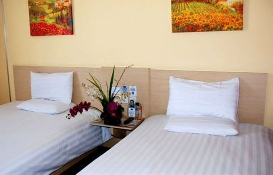 Double room (standard) Hanting Hotel Railway Station