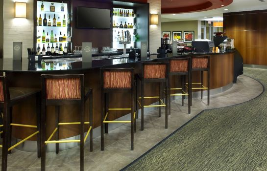 Hotel bar Cambria Hotel Miami Airport - Blue Lagoon