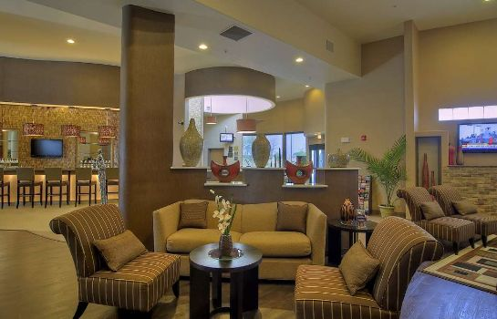 Hotelhalle BEST WESTERN PLUS LACKLAND HTL