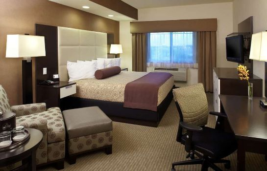 Zimmer BEST WESTERN PLUS LACKLAND HTL