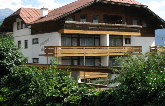 Außenansicht Appartement Weirather Stefan