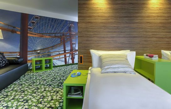 Standardzimmer ibis Styles Wien City