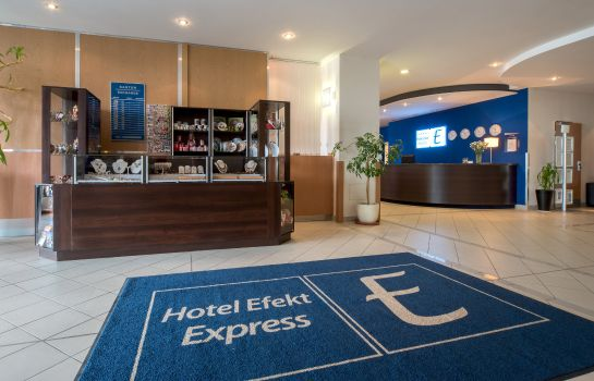 Hall Best Western Efekt Express
