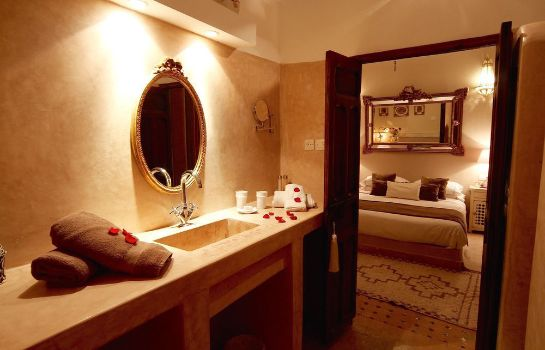 Badezimmer Riad Jona