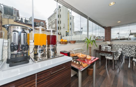 Ontbijtbuffet Invictum Residence
