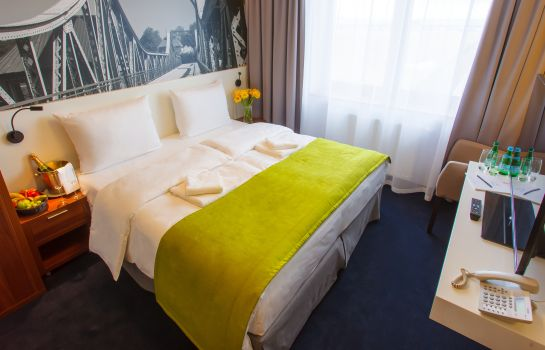 Double room (standard) Terminal Hotel