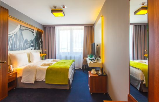 Double room (superior) Terminal Hotel