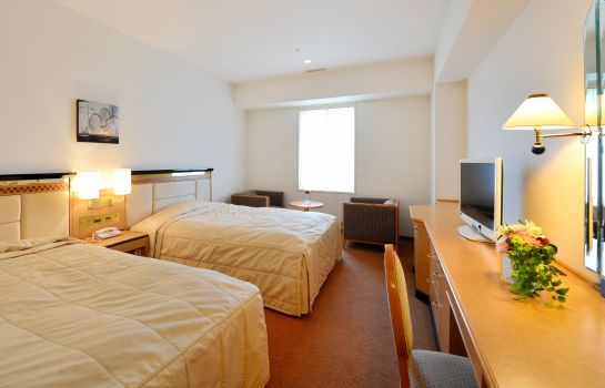Double room (standard) Crown palais Kobe