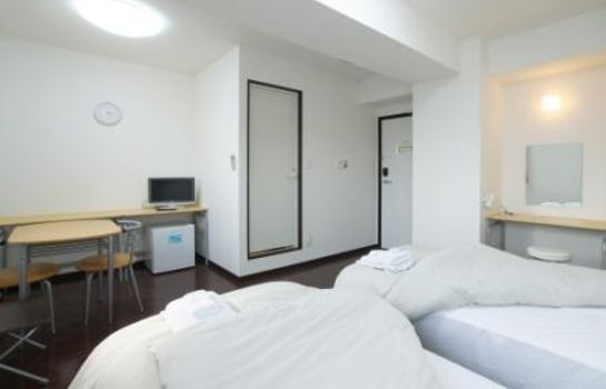 Double room (standard) Hotel Chuo Oasis