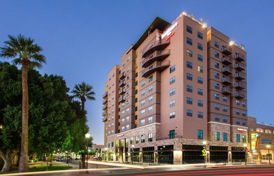 Vista esterna Residence Inn Tempe Downtown/University