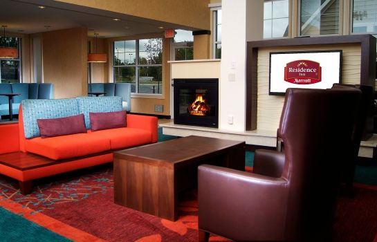 Hotelhalle Residence Inn Albany Washington Avenue