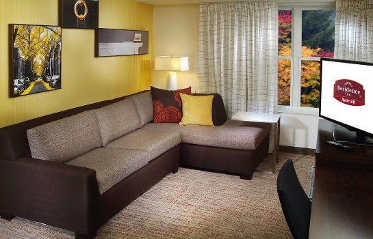 Suite Residence Inn Albany Washington Avenue