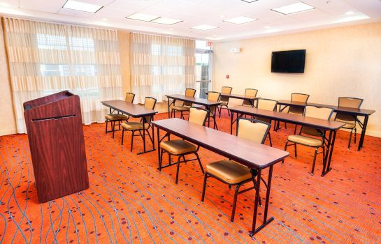 Conference room Residence Inn Albany Washington Avenue