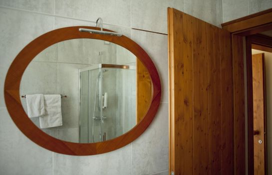 Bagno in camera B&B Al Sole di Cavessago