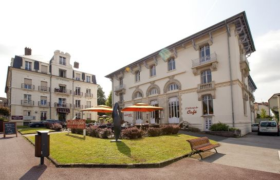 Terrasse Les Thermes