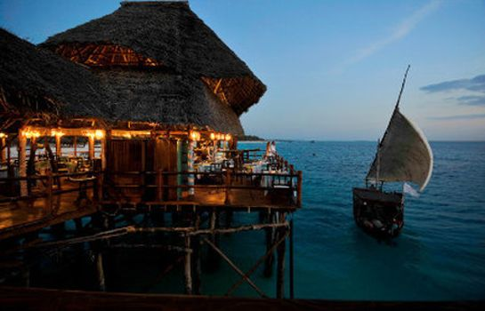 Restaurant Diamonds La Gemma dell' Est Zanzibar - All Inclusive