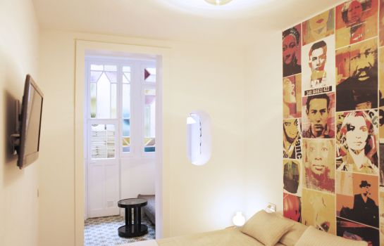 Double room (superior) Retrome Barcelona Bed & Breakfast