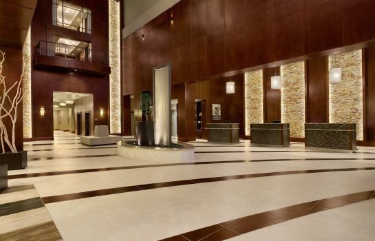Hotelhalle Embassy Suites by Hilton Chattanooga Hamilton Place