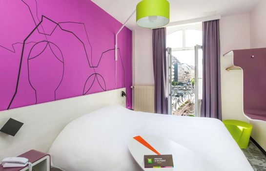 Chambre ibis Styles Strasbourg Centre Petite France