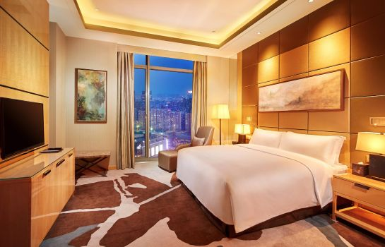 Suite DoubleTree by Hilton Hangzhou East