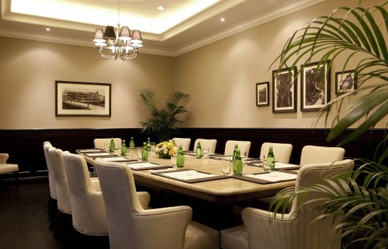 Conference room The Majestic Hotel Kuala Lumpur Autograph Collection