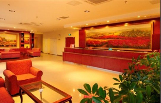 Hall Hanting Hotel Greenland Avenue Branch