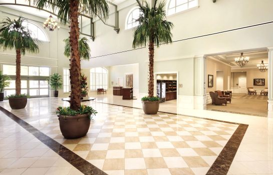 Hotelhalle Embassy Suites by Hilton Savannah