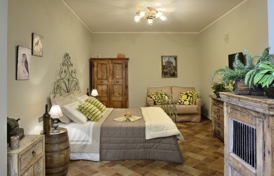 Suite Junior Villa Parri Historic Charming Residence in Tuscany