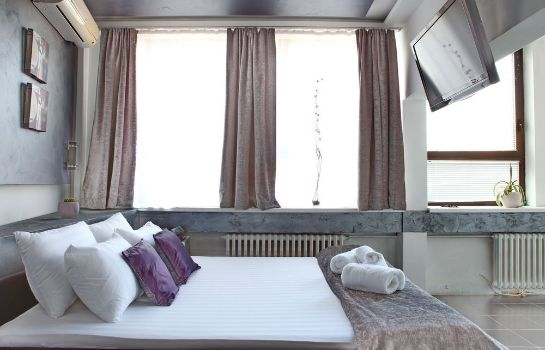 Junior suite Boutique Hotel Tash Belgrade