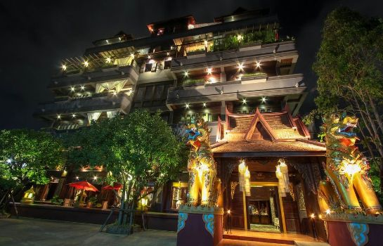 Exterior view Singha Montra Lanna Boutique Style Hotel