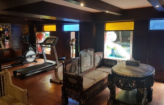 Sports facilities Singha Montra Lanna Boutique Style Hotel