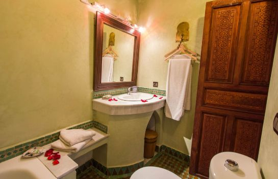 Bagno in camera Dar Al Andalous - Riad
