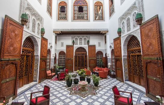Reception Dar Al Andalous - Riad
