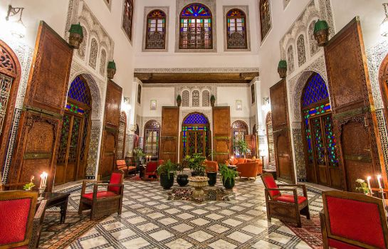 Hall Dar Al Andalous - Riad