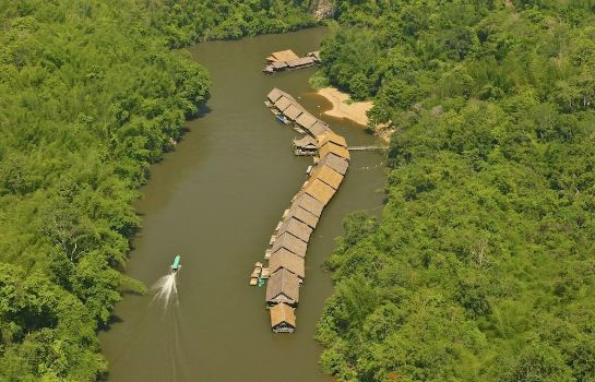 Bild River Kwai Jungle Rafts