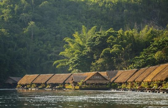 Innenansicht River Kwai Jungle Rafts